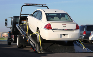 Services - Flatbed Towing